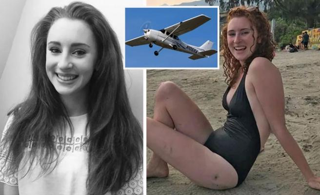 Cambridgeli Kız, Uçaktan Ölüme Atladı!