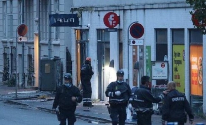 Danimarka'da bir haftada ikinci patlama
