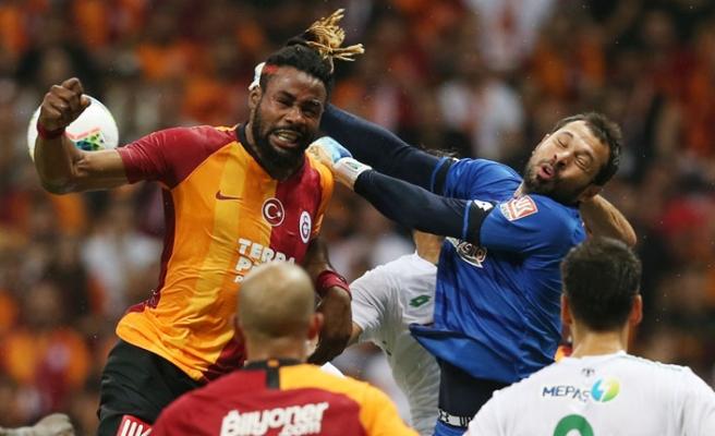 Galatasaray, Konyaspor ile puan paylaştı
