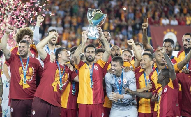 Galatasaray, TFF Süper Kupa'nın da Sahibi