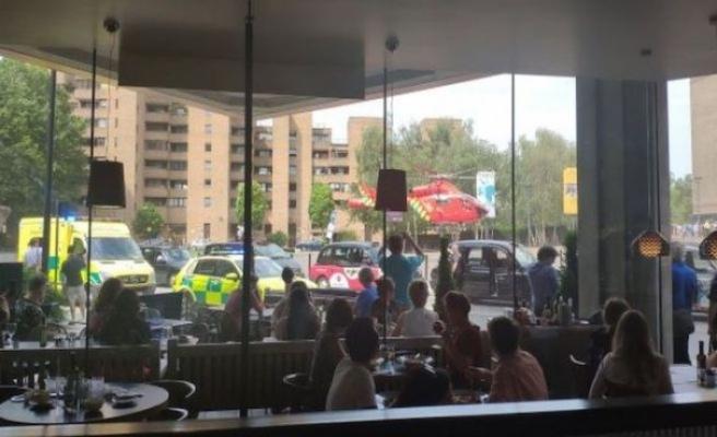 İngiltere'de 17 yaşındaki çocuk, 6 yaşındaki çocuğu 10. kattan attı