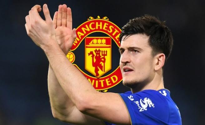 Maguire, Manchester United'da