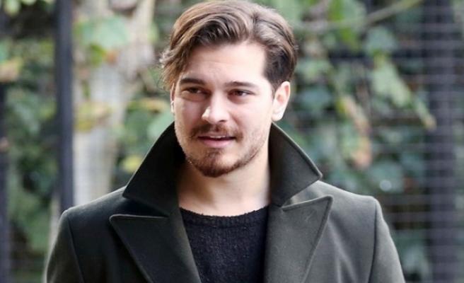Oyuncu Çağatay Ulusoy, saçlarını kazıttı
