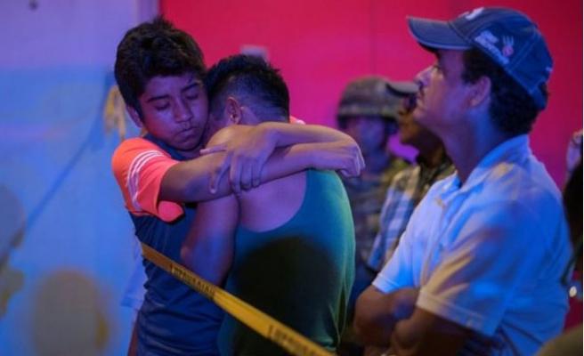 Striptiz kulübüne silahlı saldırı: 26 ölü