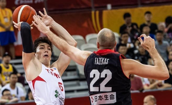 Basketbol A Milliler, Japonya'yı 86-67 mağlup etti