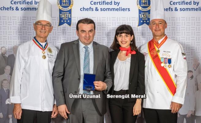 'Hafız Mustafa'ya Uluslararası Ödül!