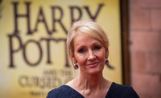 Harry Potter'ın yazarı JK Rowling, 15 milyon sterlin bağışladı