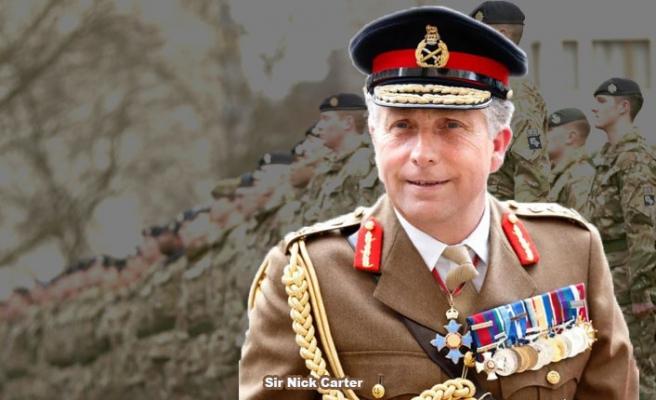 İngiltere Genelkurmay Başkanı'ndan Şok Açıklama!