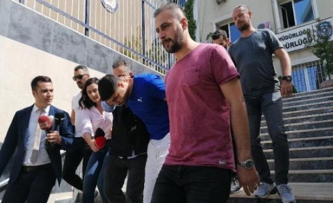 Taksim'de öldürülen Halit Ayar'ın katil zanlıları tutuklandı