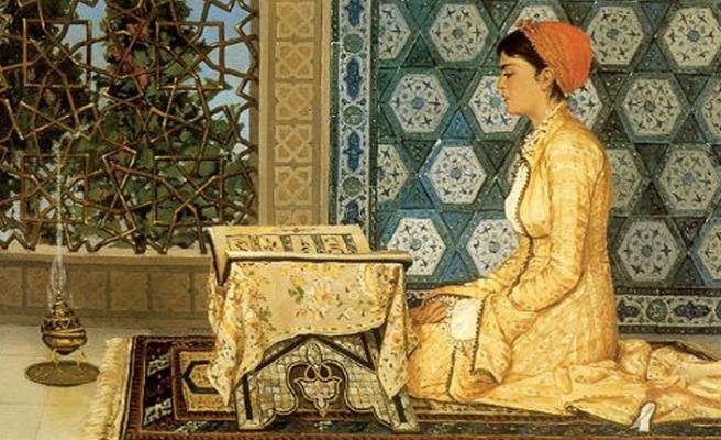"""Osman Hamdi Bey'in """"Kur'an Okuyan Kız"""" tablosu Londra'da o fiyata satıldı"""