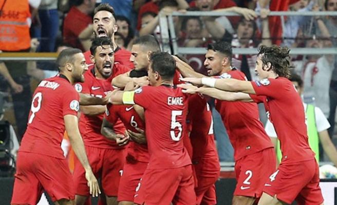 Türkiye, Andorra karşısında 89. dakikada golü buldu