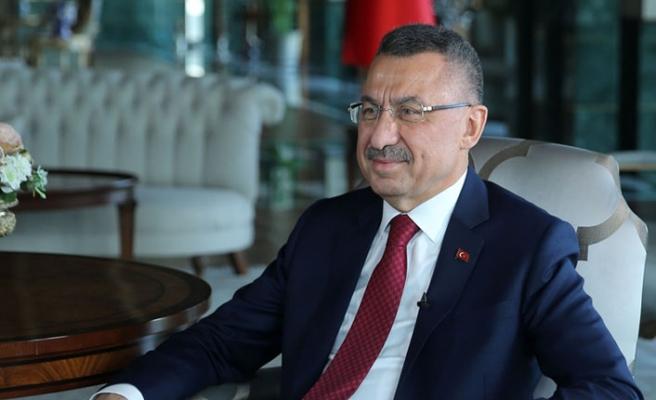 Cumhurbaşkanı Yardımcısı Fuat Oktay, Sky News'e konuştu