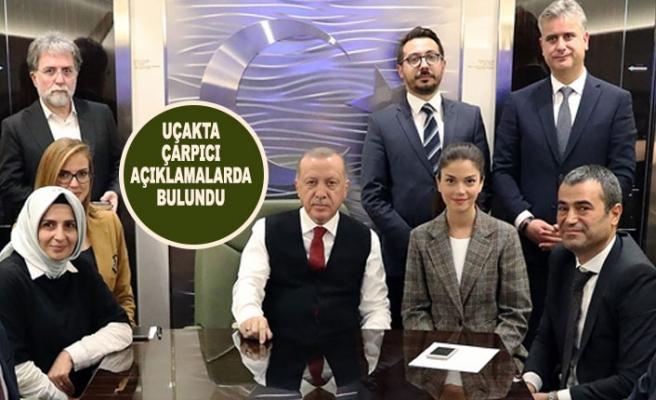 Erdoğan'dan 'Münbiç' ve 'Ateşkes' açıklaması