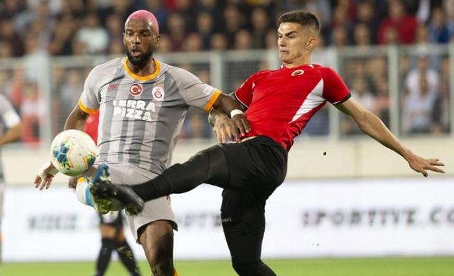 Gençlerbirliği, Galatasaray'a fırsat vermedi!