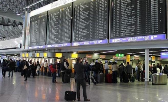 Hamburg Havalimanı'nda uçuşlar yeniden başlatıldı