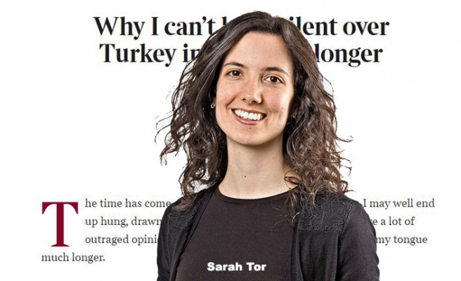 """İngiliz Times yazarı """"Barış Pınarı""""na tek yanlı yaklaşıma isyan etti"""