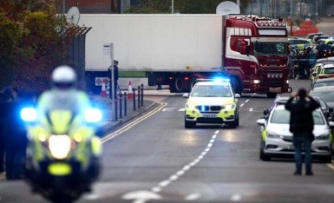 İngiltere'de 39 ceset bulunan tırın şoförü konuştu