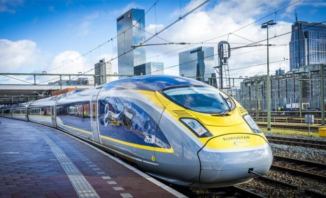 Amsterdam'dan Londra'ya Eurostar seferleri o tarihte başlıyor