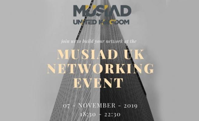 MUSİAD United Kingdom'dan Londra'da 'Business Network' Etkinliği