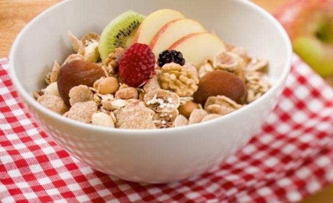 Yoğurt ve lifli gıdalar akciğer kanseri riskini azaltabilir