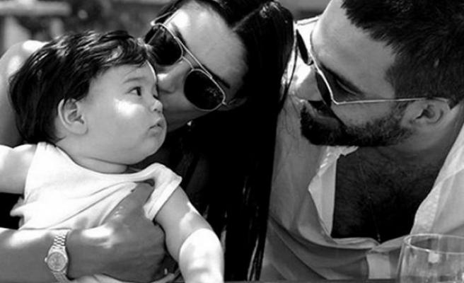 Arda Turan'ın eşi Aslıhan Doğan Turan 5 haftalık hamile