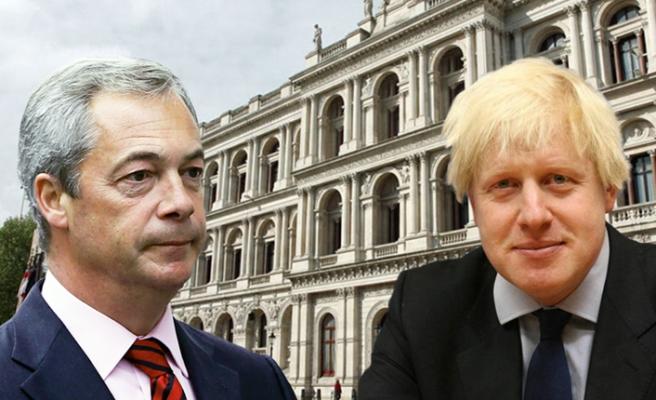 Aşırı sağcı liderden, Başbakan Johnson'a seçim ittifakı teklif etti