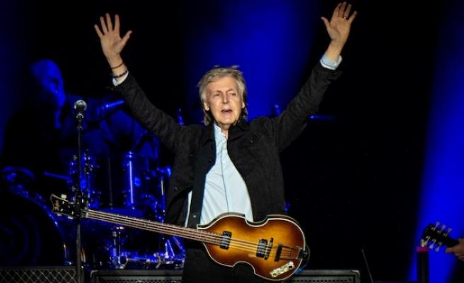 Glastonbury Festivali'nde 2020'nin yıldızı Paul McCartney