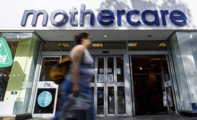 İngiliz mağazalar zinciri Mothercare, iflasa gidiyor