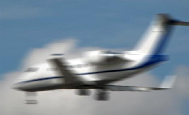 İngiltere'de bir uçak radardan kayboldu