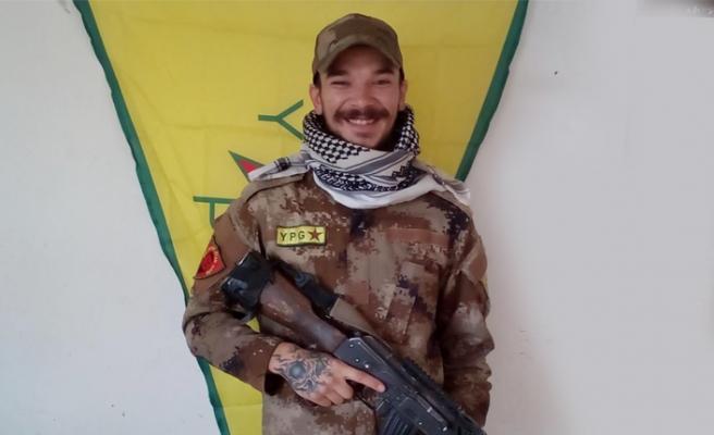 İngiltere'de, YPG/PKK'lı İngiliz'e hapis cezası