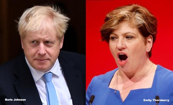 """Johnson, """"Rusya ile bağı""""ndan hedefte"""