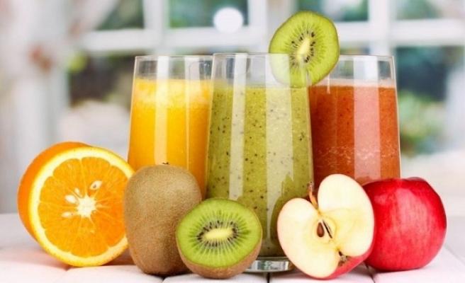 Karışık meyve suyu kan şekerini yükseltebilir