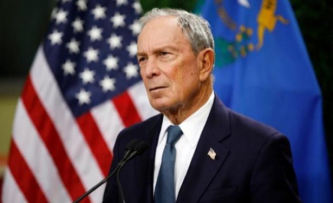 Michael Bloomberg'in ABD Başkanlık seçimlerinde aday