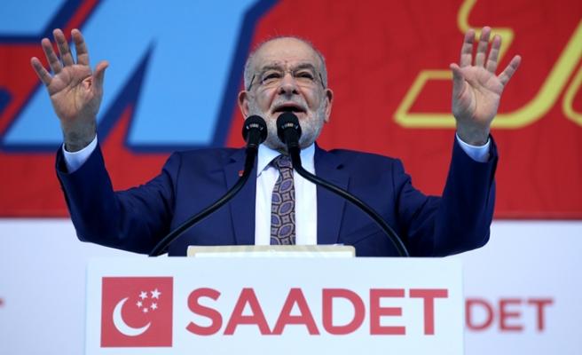 Temel Karamollaoğlu yeniden genel başkan