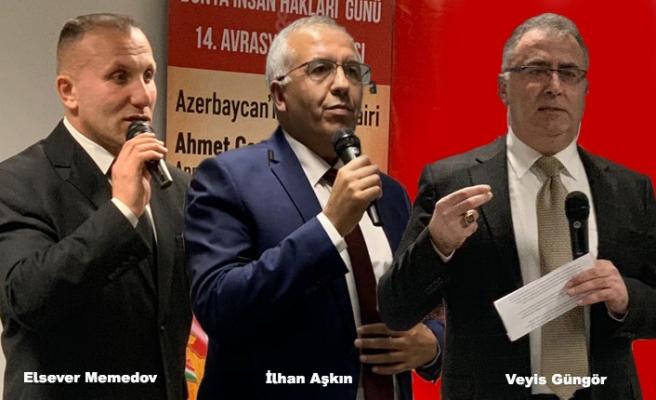 Ahmet Cevad'a Avrupa'da Vefa Gecesi