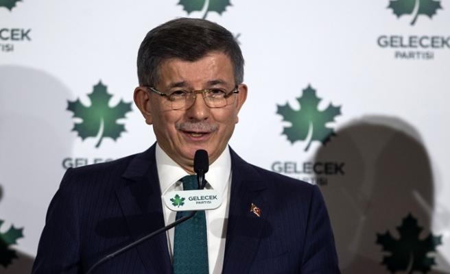 Davutoğlu'ndan Libya Mutabakatına Destek