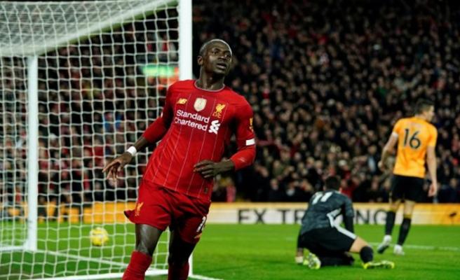 Liverpool kazanmaya devam ediyor