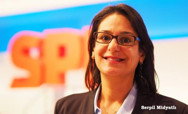 Serpil Midyatlı, Alman SPD Genel Başkan Yardımcısı oldu
