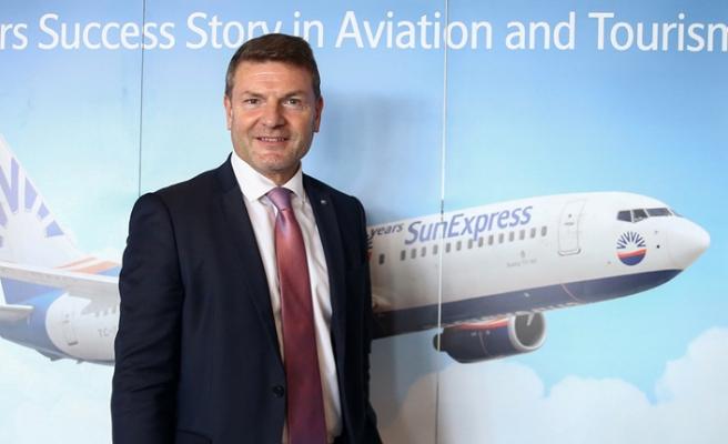SunExpress için 2019 rekor yılı oldu