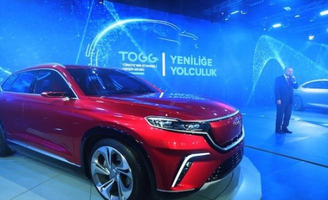 TÜRES'ten 'Türkiye'nin Otomobili' için 'en az 500' ön sipariş