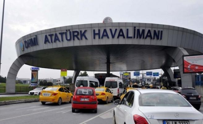 Atatürk Havalimanı'nda özel uçuş talimatı!