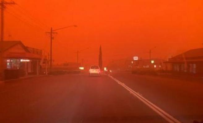 Avustralya'daki yangınların dumanları Brezilya'ya ulaştı