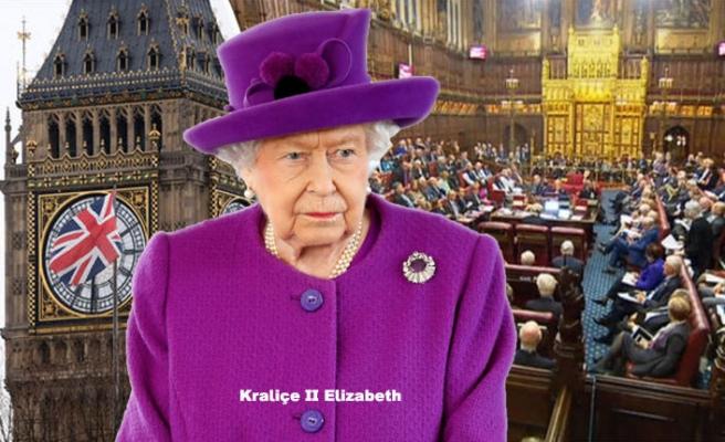 Brexit, Kraliçe'nin onayına kaldı