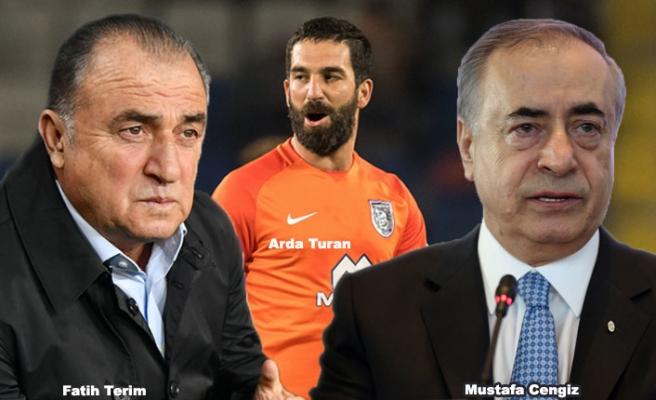 Fatih Terim'den Mustafa Cengiz'e Arda Turan Göndermesi!