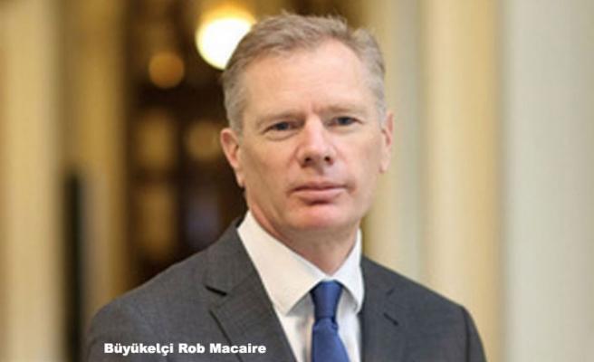 İngiltere'nin Tahran Büyükelçisi Rob Macaire gözaltına alındı