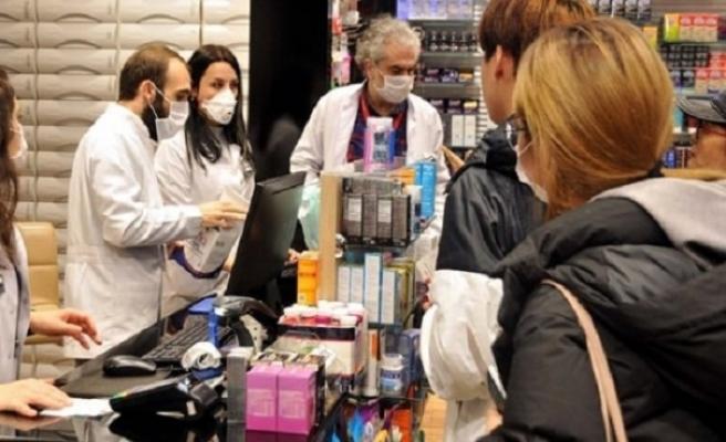 İstanbul Havalimanı'nda maske satışları arttı