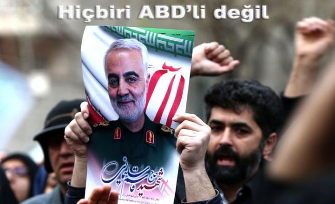 Kasım Süleymani'nin öldürülmesinden sonra İran'da 232 kişi öldü