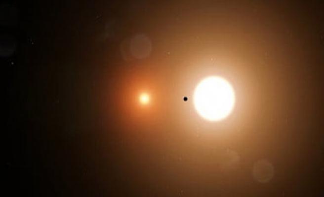 NASA'da staj yapan lise öğrencisi yeni bir gezegen keşfetti