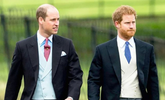 Prens Harry ve Prens William'dan ortak açıklama