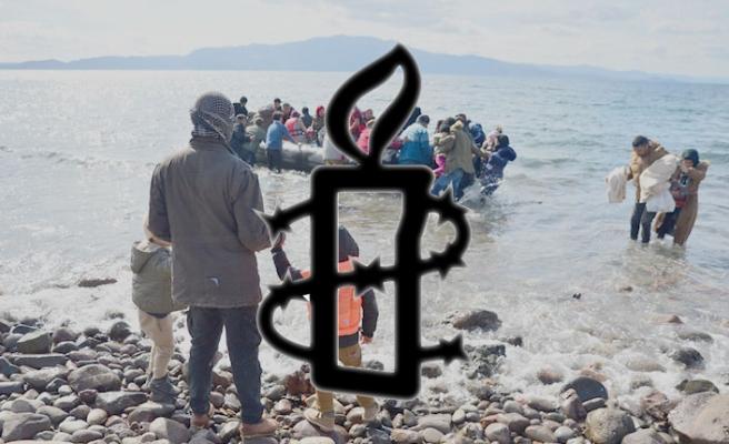 Af Örgütü Bulgaristan ve Yunanistan'ı sığınmacıları kabul etmeye çağırdı